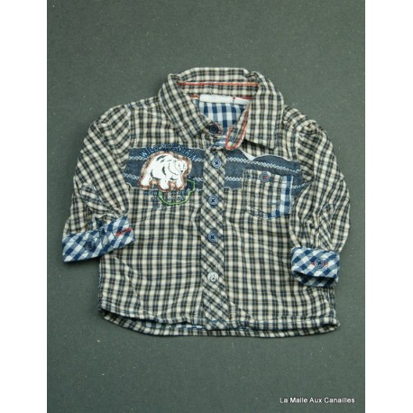 Chemise Chicco 3 mois
