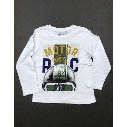 T-shirt ML Chicco 4 ans