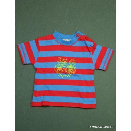 T-shirt Clayeux 6 mois