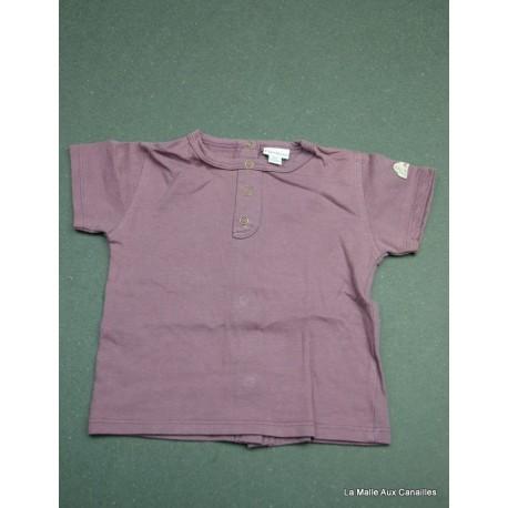 T-shirt P'tit Bisou 6 mois