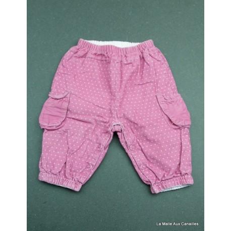 Pantalon Obaibi 6 mois