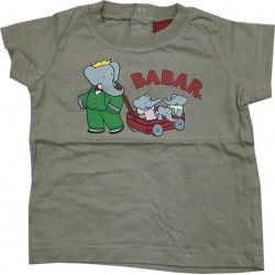T-shirt Babar 6 mois