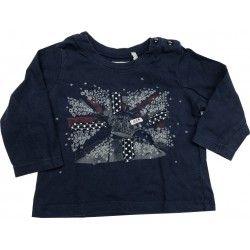 T-shirt ML IKKS 6 mois