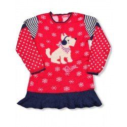 Robe pull Chipie 2 ans