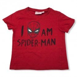 T-shirt Spiderman 6 ans