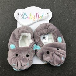 NEUF- Chaussons Baby Nat 0/6 mois