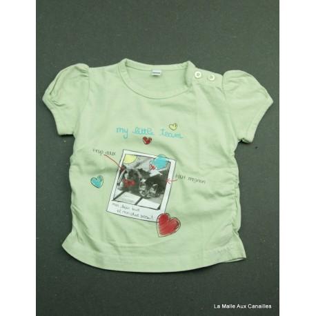 T-shirt 9 mois