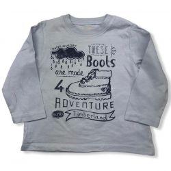 T-shirt ML Timberland 18 mois