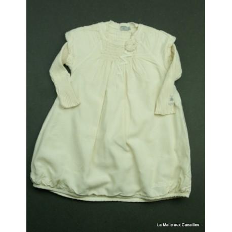 Robe + TS ML Taille 0 18 mois