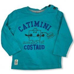 T-shirt ML Catimini 12 mois