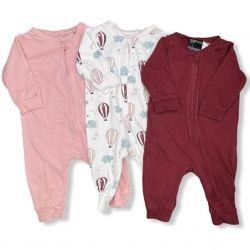 Lot de 3 pyjamas H&M 1 mois (56)