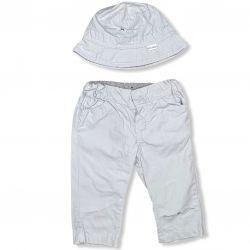 Pantalon + bob P'tit Bisou 6 mois