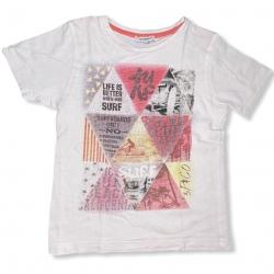 T-shirt 3 Pommes 7/8 ans