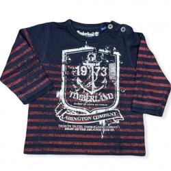 T-shirt ML Timberland 6 mois