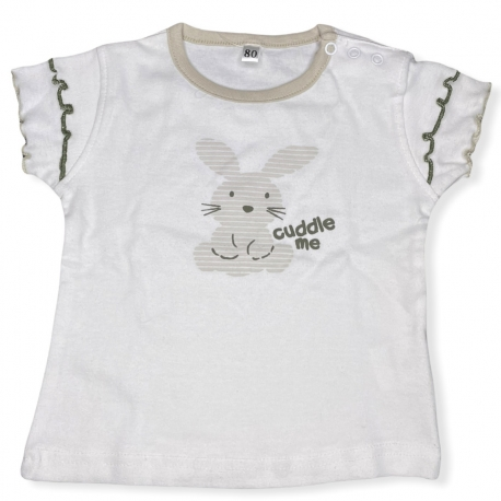 NEUF- T-shirt Zeeman 18 mois