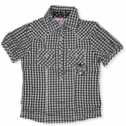 Blouse Miss Girly 6 ans