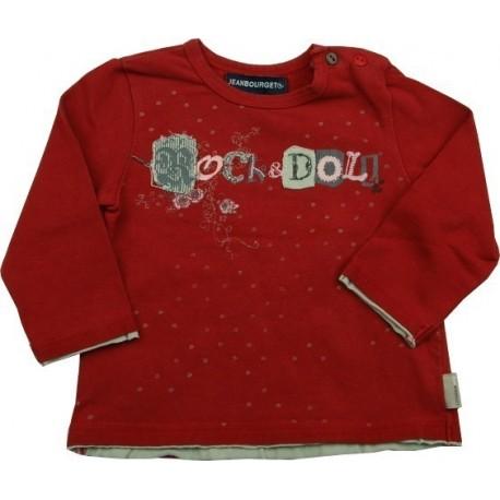 T-shirt ML Jean Bourget 12 mois