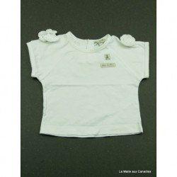 T-shirt Eliane et Léna 3 mois