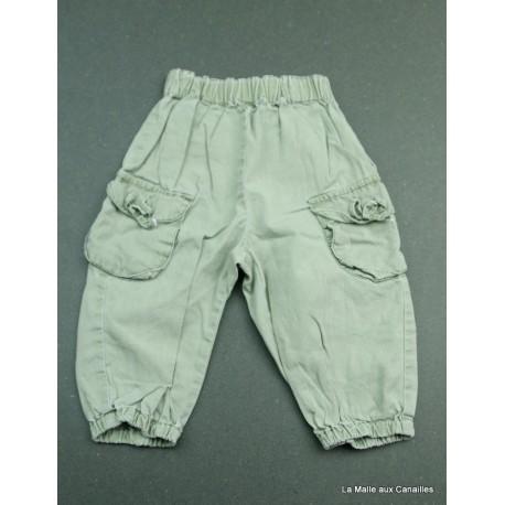 Pantalon Grain de blé 12 mois