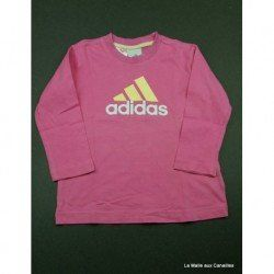 T-shirt ML Adidas 3 ans