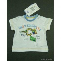NEUF- Tee shirt Chicco 3 mois