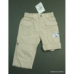 NEUF- Pantalon/court U 6 mois