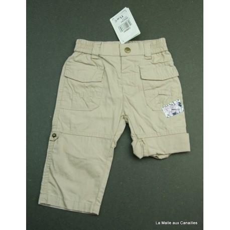 NEUF- Pantalon/court U 12 mois