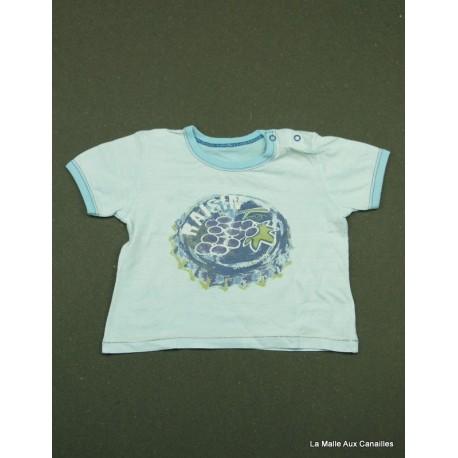 T-shirt Petit Bateau 6 mois