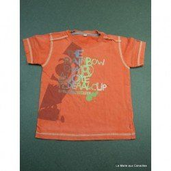 T-shirt Captain Tortue 2 ans (92)