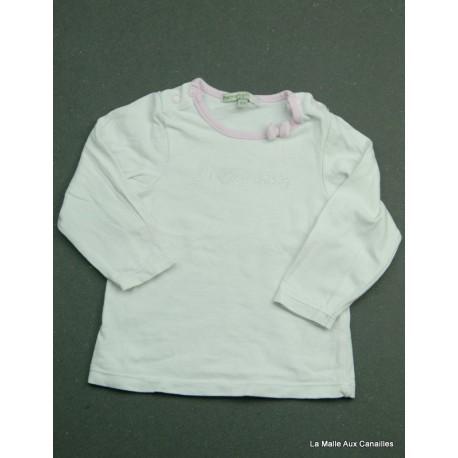 T-shirt ML Prémaman 6 mois