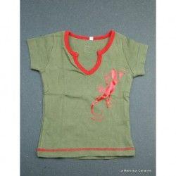 T-shirt L'effet Péi 12 mois