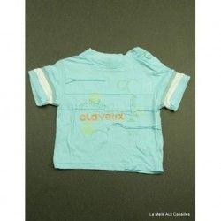 T-shirt Clayeux 9 mois