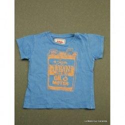 Tee-shirt MC Japan Rags 12M