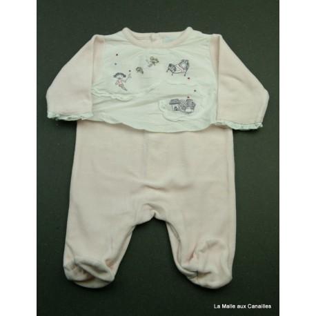 Pyjama Aubisou 1 mois