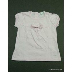 T-shirt Mes petits cailloux 6 mois