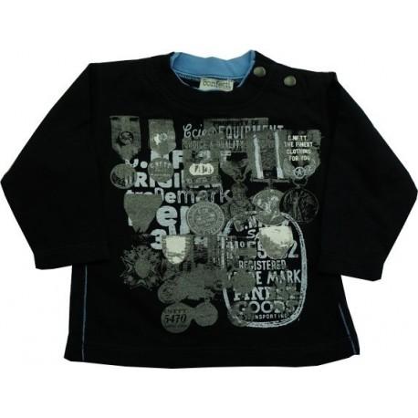 T-shirt ML Confetti Absorba 6 mois