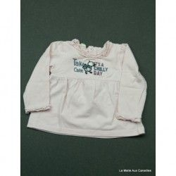 Tee-shirt ML Benetton 6M