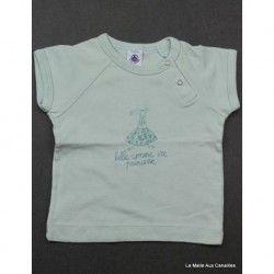 T-shirt Petit Bateau 12 mois