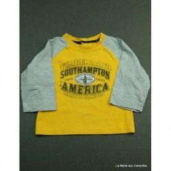T-shirt ML Timberland 12 mois