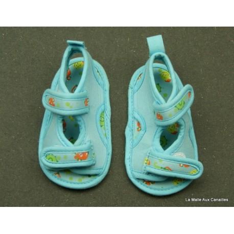 Sandalettes 3/6 mois