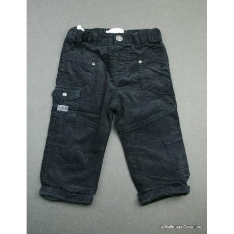 Pantalon Lulu Castagnette 12 mois
