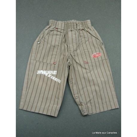 Pantalon Sucre d'Orge 6 mois