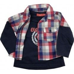 T-shirt ML Tissaia 12 mois