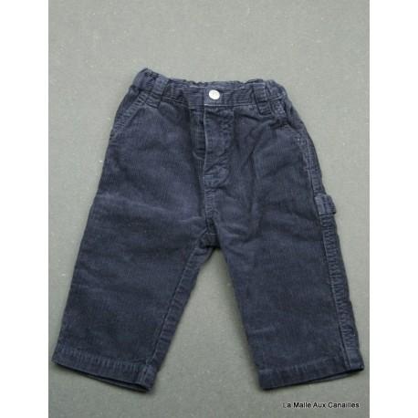 Pantalon Petit Bateau 6 mois